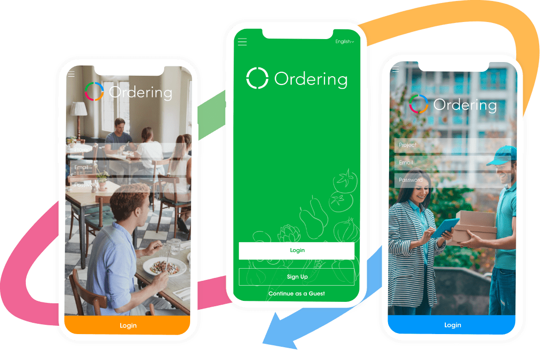 Ordering | Why Ordering |  Streamline Ordering Process | Business App, Ordering App and Delivery App.