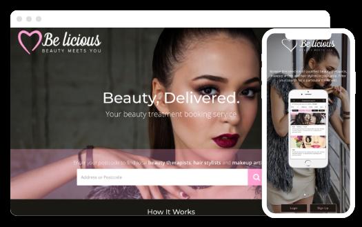Ordering | Belicious Customer | Ordering Web and Ordering App